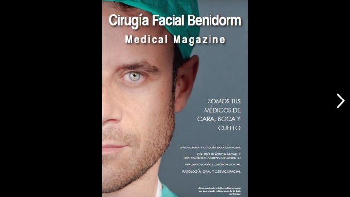 Revista Médica Cirugía Facial Benidorm Medical Magazine